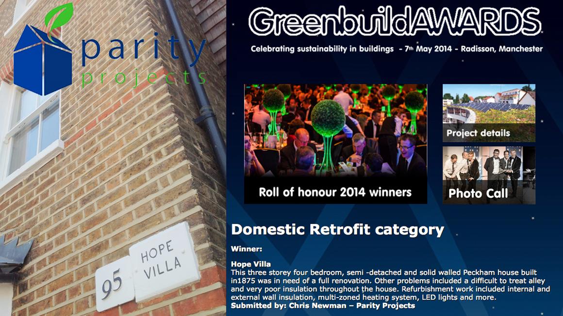 140521_Green Build Award